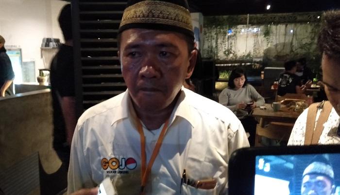 Sekjen Gojo Elang Hidayat (Foto: Romadhon/NUSANTARANEWS)
