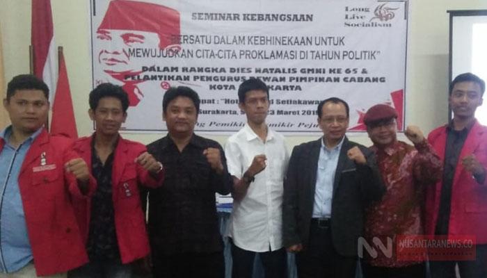 Sekjen Ikatan Sarjana Rakyat Tegaskan Tanggungjawab Pemuda Adalah Membangun Akal Sehat (Foto Dok. NUSANTARANEWS.CO)