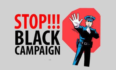 Stop Kempanye Hitam atau Negatif (Foto Ilustrasi)
