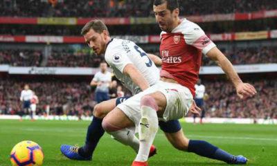 Tottenham vs Arsenal, Laga Panas Pekan Ke-29 (Foto by Radiotimes)