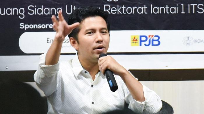 Wakil Gubernur Jawa Timur Emil Dardak. (FOTO: NUSANTARANEWS.CO/Setya)
