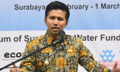 Wakil Gubernur Jawa Timur, Emil Elestianto Dardak (Foto Setya NUSANTARANEWS.CO)