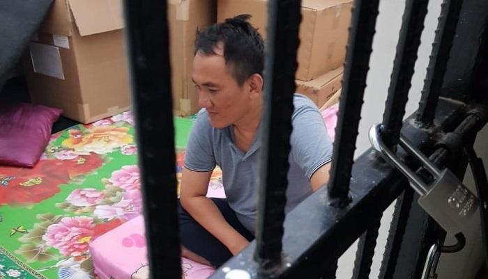 Wasekjen Demokrat Andi Arief usai diciduk karena Narkoba. (Istimewa)