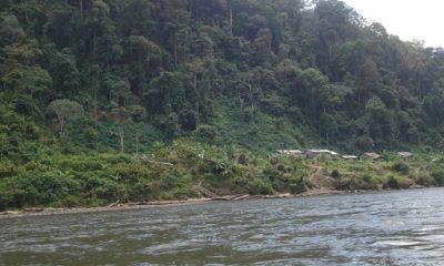 Wilayah Sungai (WS) Sesayap Kaltara. (FOTO: Istimewa)