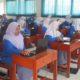 siswa-siswa kelas akhir mengkuti UN. (FOTO: Ilustrasi/Kemendikbud)