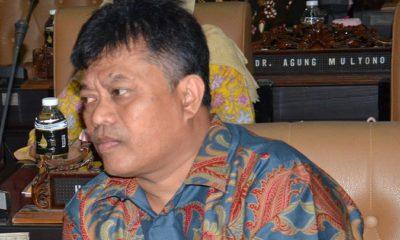 Anggota Komisi E DPRD Jatim Agus Dono Wibawanto. (FOTO: NUSANTARANEWS.CO/Setya)
