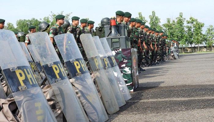 personel armed 12 kostrad, armed 12 kostrad, ngawi, nusantara news