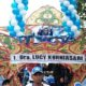 Calon anggota legislatif (Caleg) DPR RI wilayah Jatim I Surabaya-Sidoarjo, Dra Lucy Kurniasari. (FOTO: NUSANTARANEWS.CO/Setya)