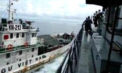 coast guard, vietnam, kri tjiptadi-381, kedubes viet nam, nusantaranews