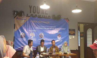 Deklarasi Damai Pasca Pemilu 2019 Menang Kalah Tetap Bersaudara, nusantaranewsco