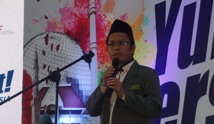 Forum Komunikasi Dai Muda Indonesia (FKDMI) Moh. Nur Huda. (FOTO: NUSANTARANEWS.CO/pribadi)