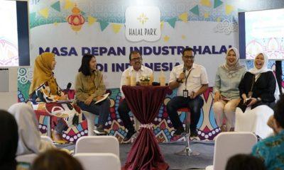 Telkom Dukung Indonesia Jadi Pemimpin Industri Halal Kelas Dunia, nusantaranews.co