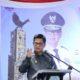 Gubernur Kaltara Dr H Irianto Lambrie saat memberikan paparan pada Musrenbang RKPD Tahun 2020 Provinsi Kaltara. (FOTO: NUSANTARANEWS.CO)