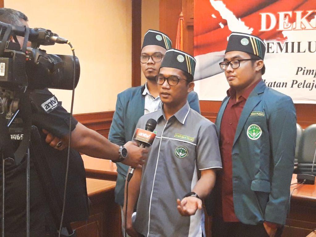 IPNU Ajak Pemilih Pemula Tidak Golput (Foto Dok. NUSANTARANEWS.CO)
