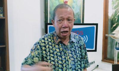 "Bambang Susanto Pakar Kebudayaan Jawa, Berikan Penjelasan Kosmologis Mengenai Statement Jokowi ""Rantai Putus"" (Foto Dok. NUSANTARANEWS.CO)"
