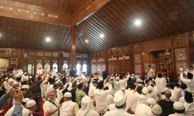masjid nurul wathan, hambalang, prabowo, nusantaranews, nusantara news