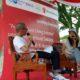 Insiatif Green School untuk Terwujudnya Sekolah Ramah Anak. (FOTO: NUSANTARANEWS.CO/EA)