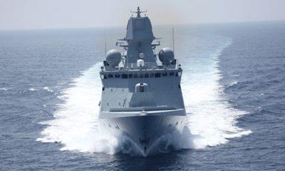 Fregat Iver Huitfeldt Class (FOTO: Dok. Forsvarets billedgalleri)