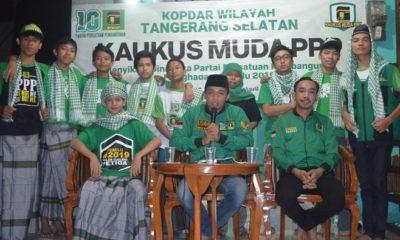 Kaukus Muda PPP Kota Tangerang Selatan (Tangsel). (FOTO: NUSANTARANEWS.CO/Istimewa)