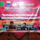 "Kawal Pemilu 2019 PMII Dan Mahasiswa Ponorogo Gelar ""Jagong Demokrasi"". (FOTO; NUSANTARANEWS.CO/Istimewa)"