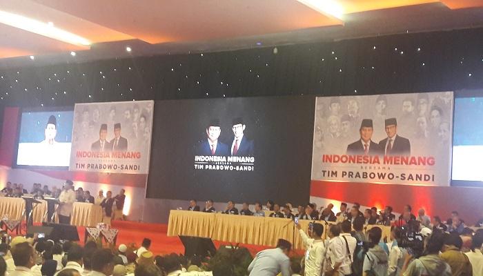 Kecewa Kepemimpinan Jokowi, Dahlan Iskan dan Gatot Nurmantyo Deklarasi Dukung Prabowo-Sandi, NUSANTARANEWCO