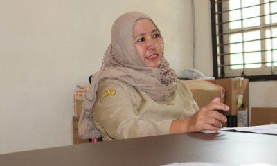 Ketua Bawaslu Kendal Odilia Amy Wardayani. (FOTO: NUSANTARANEWS.CO/Udin)