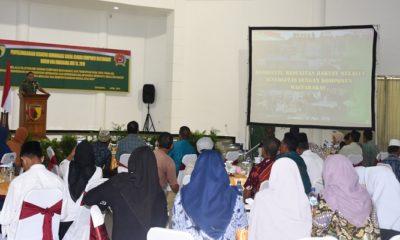 Komunikasi Sosial Terbukti Efektif Perkokoh Kemanunggalan TNI dan Rakyat