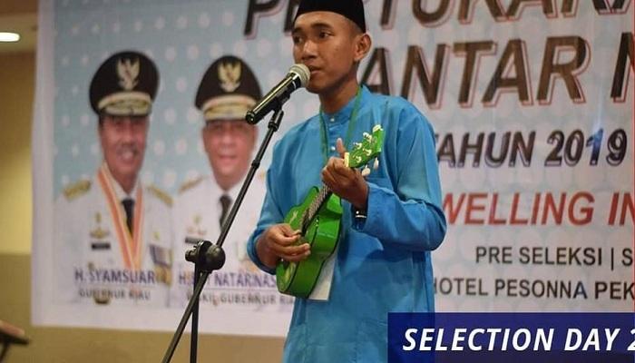 Mahasiswa STAIN Bengkalis Wakili Indonesia dalam Pertukaran Pemuda Antar Negara. (Foto: Istimewa)