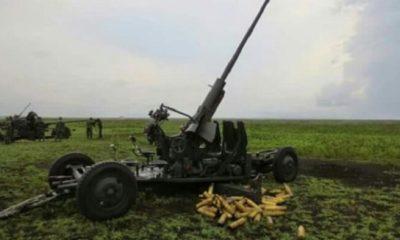 Meriam 57 mm S 60. (FOTO: Istimewa)