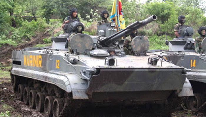 modernisasi alutsista, tank bmp-3f, bt-3f, buatan rusia, tali al, nusantaranews