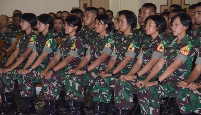 OTJ Taruna Akmil untuk mewujudkan sosok perwira berprestasi. (Foto: Istimewa)