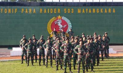 operasi linud, lintas udarya, akademi militer, gubernur akademi militer, dudung abdurachman, sasaran vital, nusantaranews