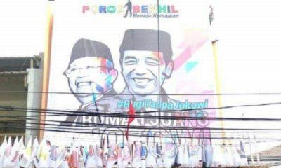 Poros Benhil - Relawan Jokowi-Ma'ruf. (FOTO: NUSANTARANEWS.CO/Istimewa)