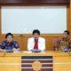 Rektor UIN Sunan Kalijaga, Prof Yudian Wahyudi (tengah). (FOTO: Istimewa)