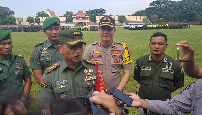 Ribuan Personel TNI-Polri Bakal Dikerahkan untuk Pengamanan Jokowi di Probolinggo, nusantaranewsco