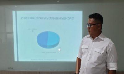 Survei Pilpres Dapil Jatim I, Jokowi Ungguli Semua Lini. (Foto: Setya N/NUSANTARANEWS.CO)