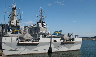 sweida, hms artemis, kapal pengintai, laut baltik, nusantaranews, nusantara news