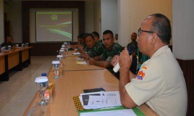 TNI AD Sosialisasikan Pelaporan Berbasis Online