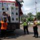 TNI dan Polri Madiun Jamin Surat Suara Sampai di TPS dalam Keadaan Aman Tersegel