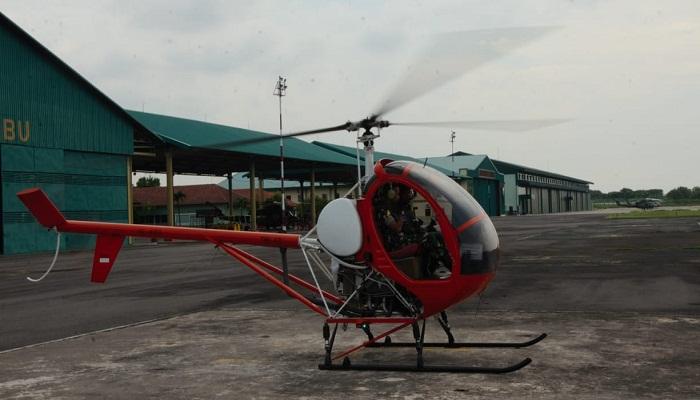 tarun akmil, helikopter serang, menerbangkan helikopter, nusantaranews, nusantaranews