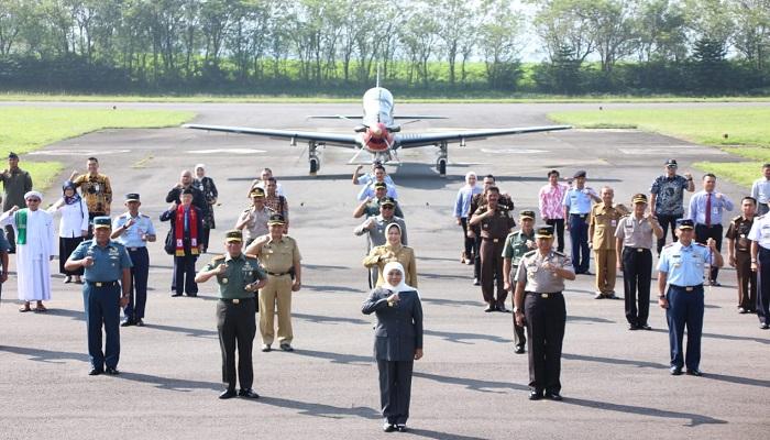 VIP Social Event and Joy Flight di Pangkalan TNI AU Abdulrachman Saleh Malang