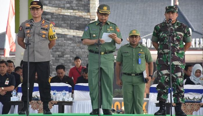 Wakil Bupati Madiun Berharap ASN Netral dan Tidak Berpihak di Pemilu 2019. (Foto: Istimewa)