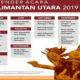 event wisata nasional, wisata nasional, kaltara, tahun 2019, nusantaranews