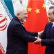 Beijing Mendukung Iran