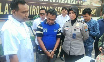 Bekuk Kurir di Pom Bensin, Polrestabes Surabaya Gagalkan Transaksi Sabu, nusantaranewsco