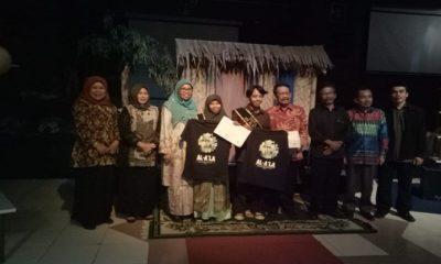 Dua Mahasiswa Ditetapkan Sebagai Duta Literasi UIN Alauddin Makassar