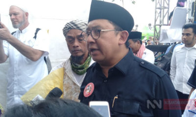 Fadli Zon Pertanyakan Terkooptasinya Media Mainstream. (Foto Dok. NUSANTARANEWS.CO)