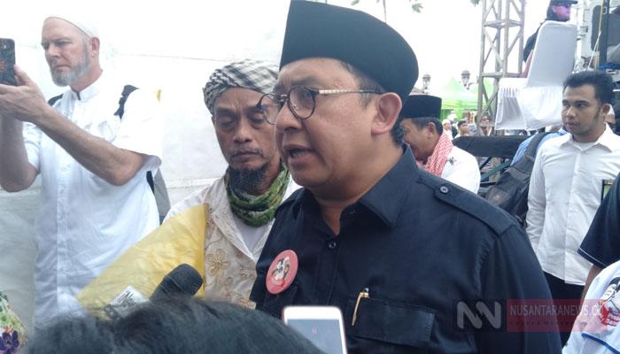 Fadli Zon Pertanyakan Terkooptasinya Media Mainstream. (Foto Dok. NUSANTARANEWS.CO)
