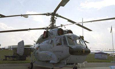 helikopter ka-31, india, kapal induk baru, helikopter, nusantaranews