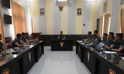 yonarmed 12 kostrad, the five i's, yonarmed, nusantaranws